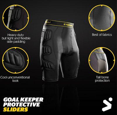 Il pantaloncino protettivo Storelli