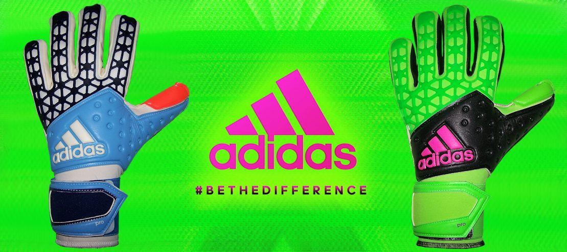 Guanti portiere Adidas 2016 Reina e Neuer