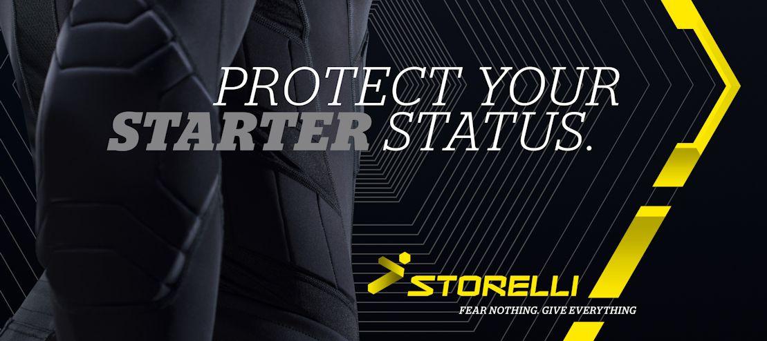 Abbigliamento protettivo portiere Storelli