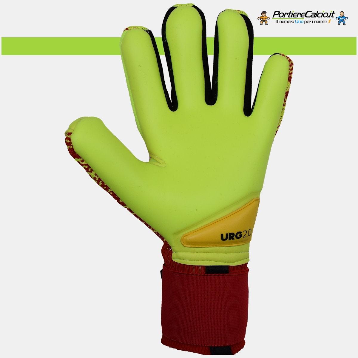 9ad29c35aa100a ... Guanti da portiere Adidas Predator Clima Warm Solar Yellow palmo ...