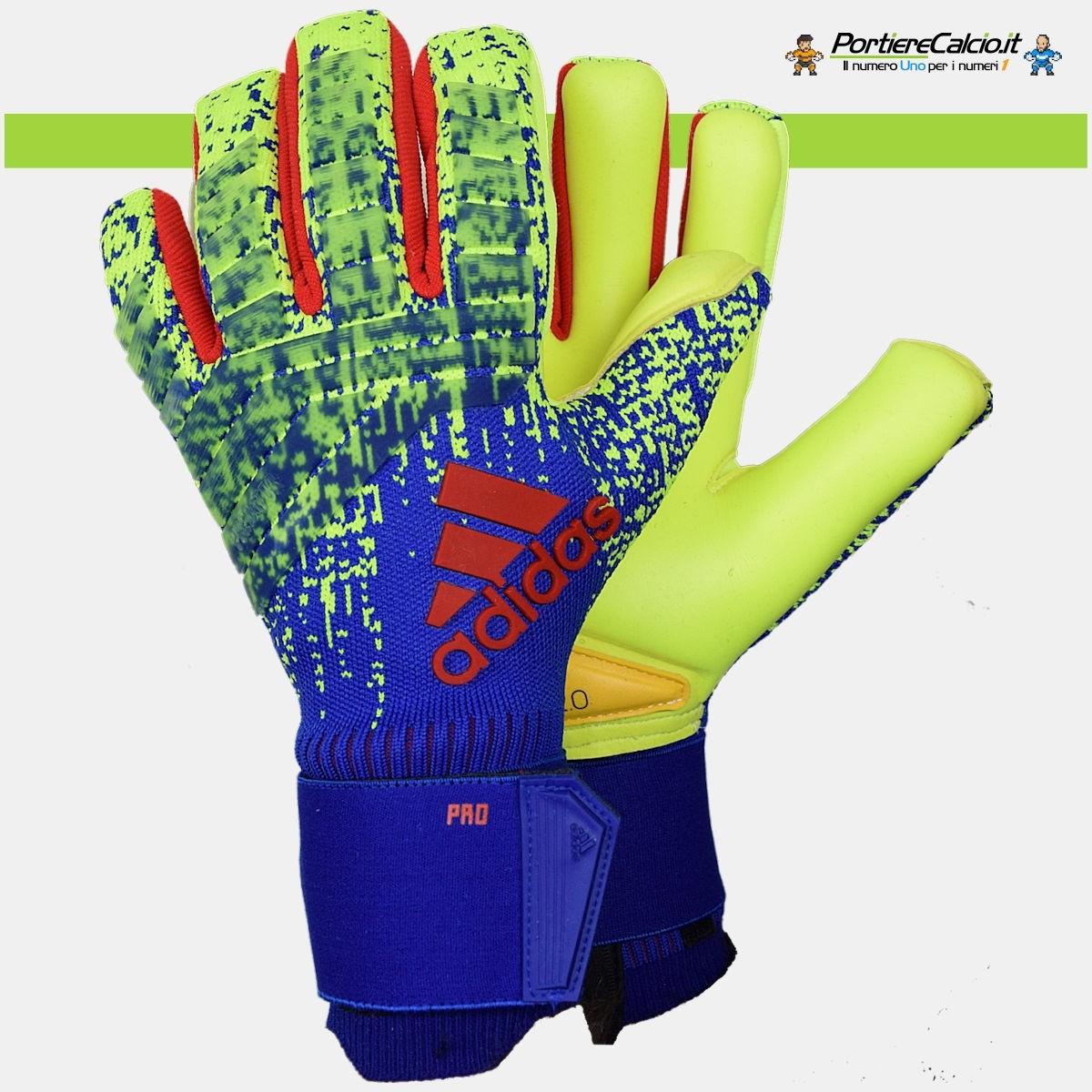 Che guanti da portiere usa Perin? - Il blog di Portierecalcio.it