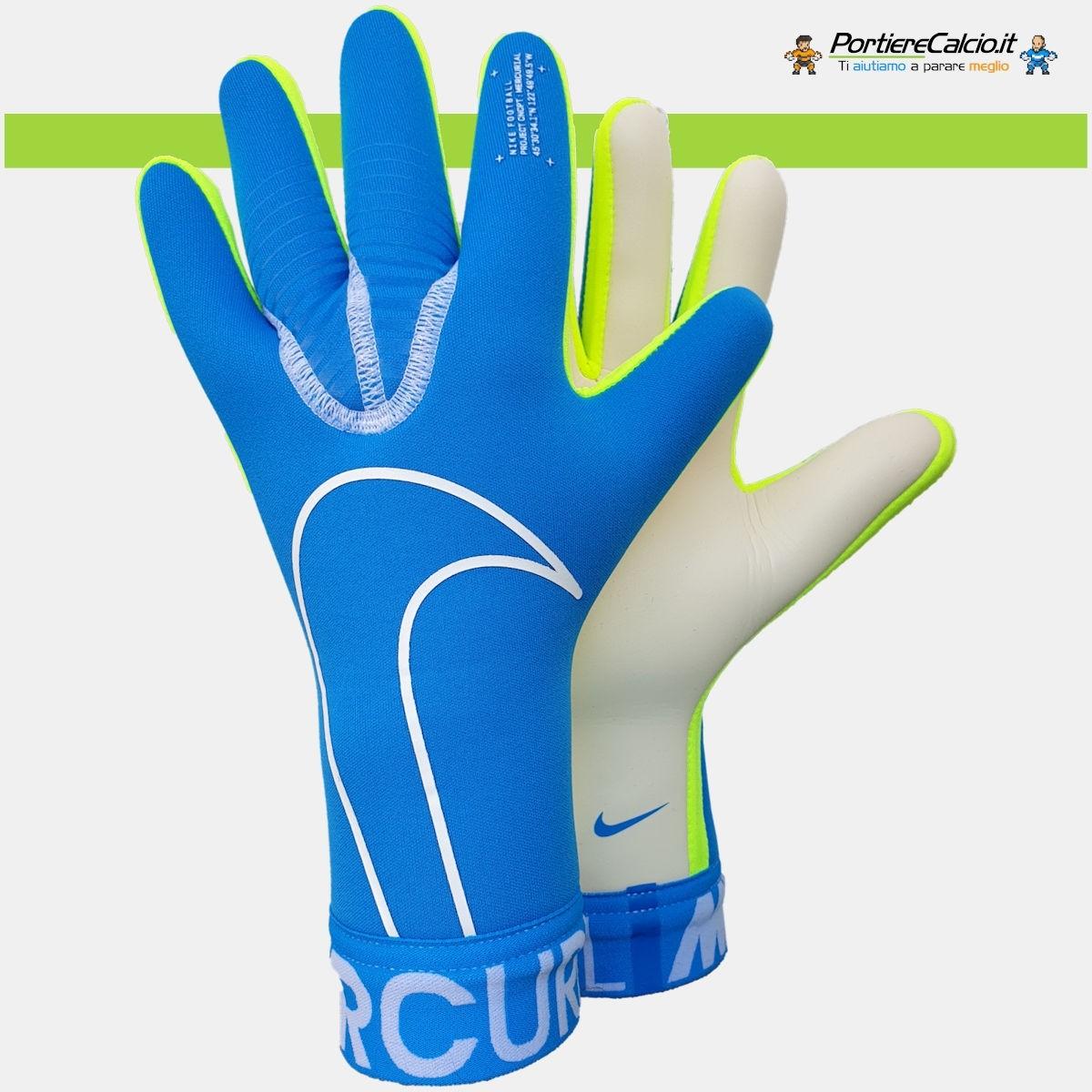 new product 239aa 42e6f Mercurial Touch Victory azzurri