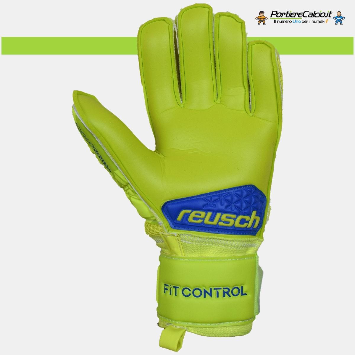 ... Guanti da portiere Reusch Fit Control SG Extra Finger Support palmo 7f4f70a3d9e8