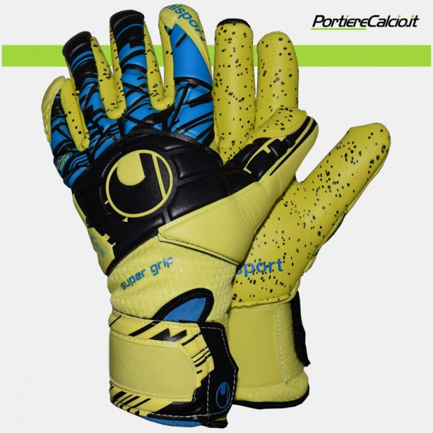 Guanti da portiere Uhlsport Speed Up Now Supergrip Finger Surround