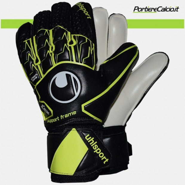 Guanti da portiere Uhlsport Supersoft Supportframe 2018