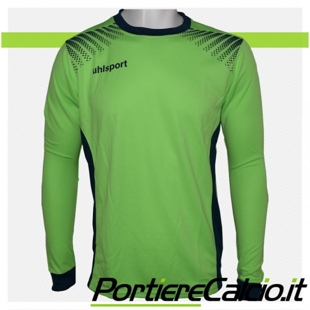 Maglia portiere Uhlsport Goal Torwartshirt LA verde