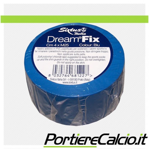 Nastro ferma calzettoni Sixtus Dream Fix azzurro