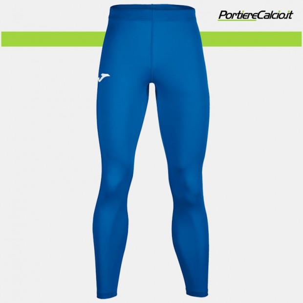 Sottopantalone elasticizzato Joma Brama Academy blu royal