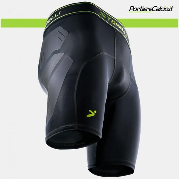 Pantaloncino compressione Storelli Bosdyshield Abrasion Sliders