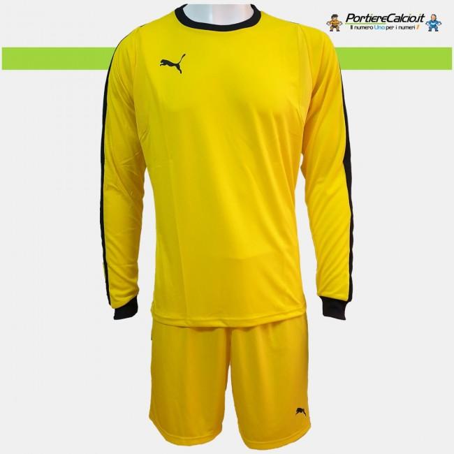 Completo portiere Puma Liga GK giallo