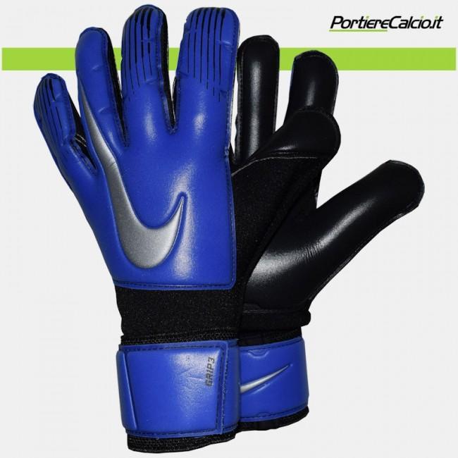 Guanti da portiere Nike GK Grip3 blu
