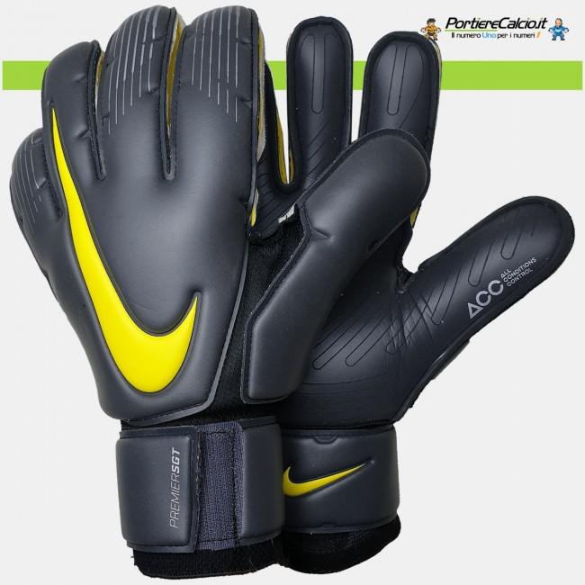Guanti portiere Nike GK Premier SGT grigi