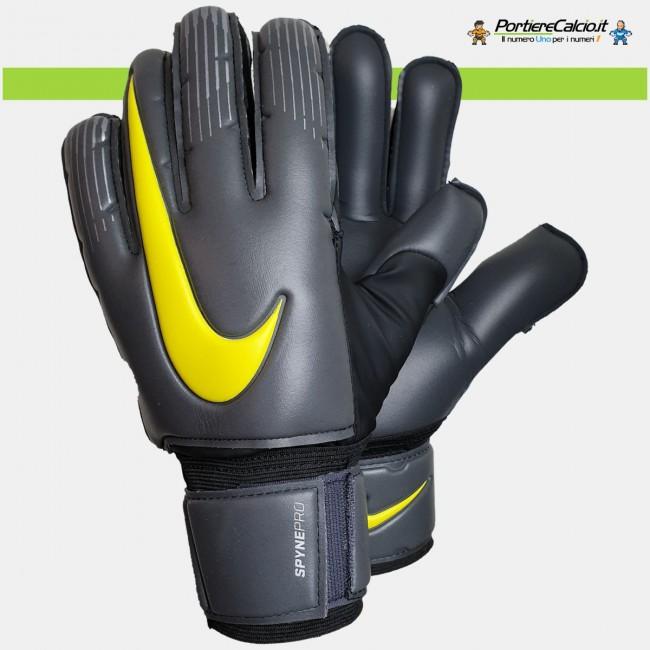 Guanti da portiere Nike Gk Spyne Pro grigi