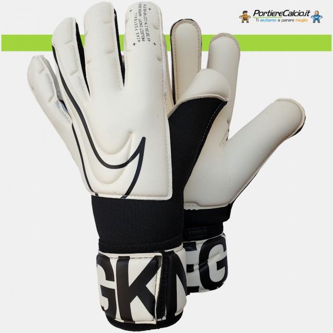Guanti portiere Nike GK Vapor Grip 3 bianco neri