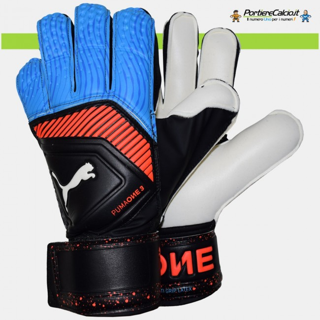Guanti portiere Puma One Grip 3 Power Up