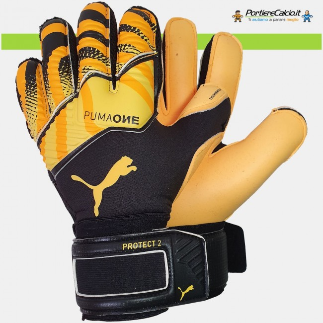 Guanti portiere Puma One Protect 2 Spark Pack