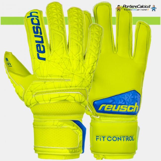 Guanti portiere Reusch Fit Control S1 Finger Support junior