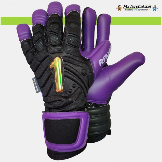 Guanti portiere Rinat The Boss Pro nero