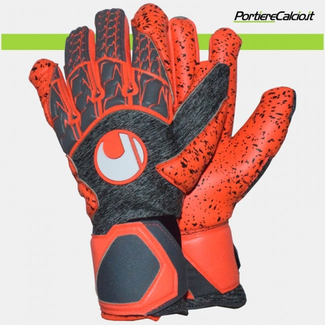 Guanti da portiere Uhlsport Aerored Supergrip HN