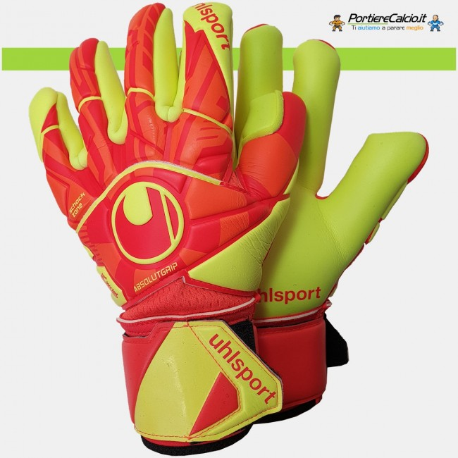 Guanti portiere Uhlsport Dynamic Impulse Absolutgrip Finger Surround