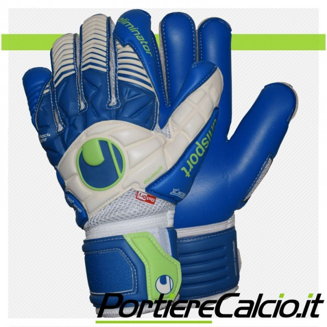 Guanti da portiere Uhlsport Eliminator Aquasoft Outdry