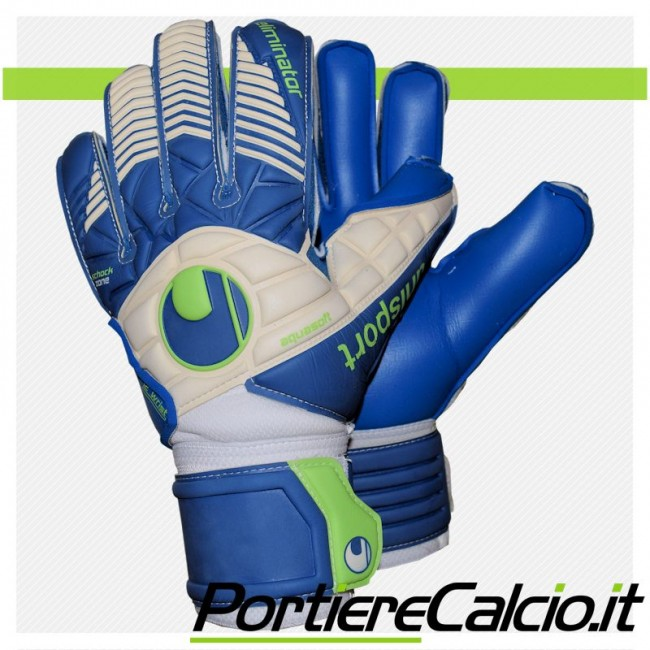 Guanti da portiere Uhlsport Eliminator Aquasoft