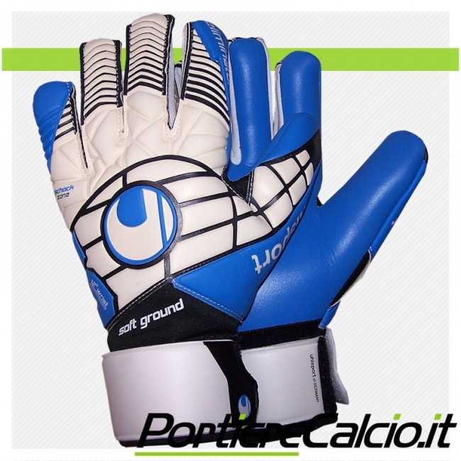 Guanti da portiere Uhlsport Eliminator Soft HN Competition