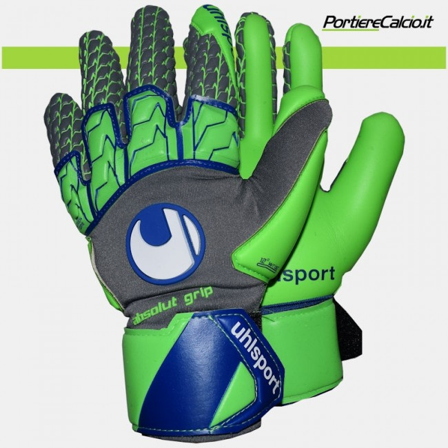 Guanti portiere Uhlsport Tensiongreen Absolutgrip Reflex
