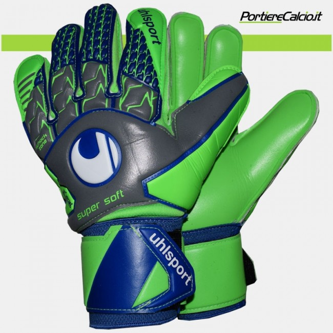 Guanti da portiere Uhlsport Tensiongreen Supersoft