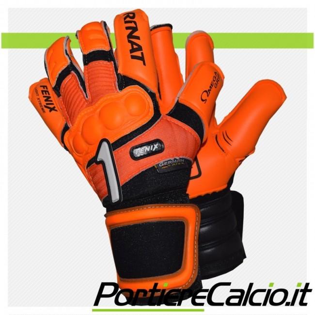 Guanti portiere Rinat Fenix 2.0 arancio