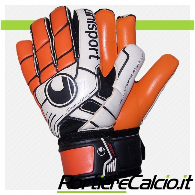 Guanti da portiere Uhlsport Pro Comfort Textile 2015 Limited Edition