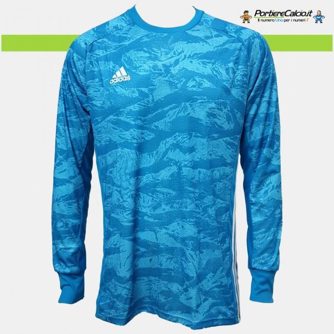 Maglia portiere Adidas Adipro 19 GK azzurra