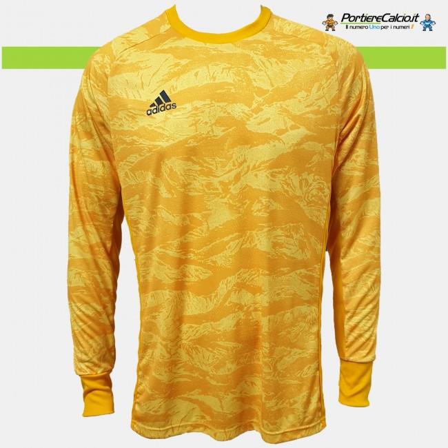 Maglia portiere Adidas Adipro 19 GK gialla