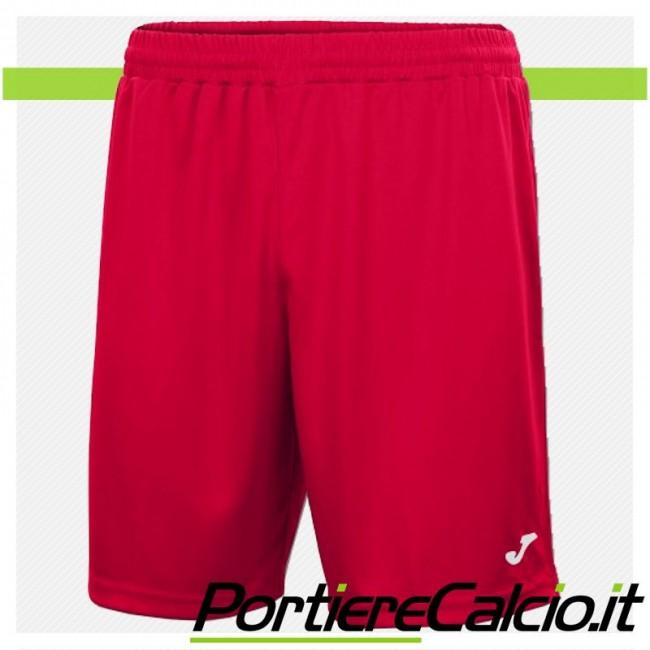 Pantaloncino Joma Nobel rosso
