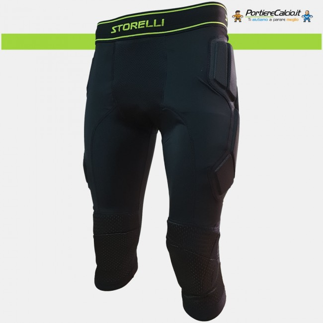 Sottopantalone Storelli BodyShield GK 3/4 Leggings bambino