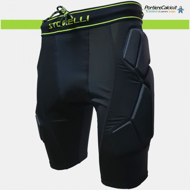 Pantaloncino compressione Storelli BodyShield GK Sliders 2