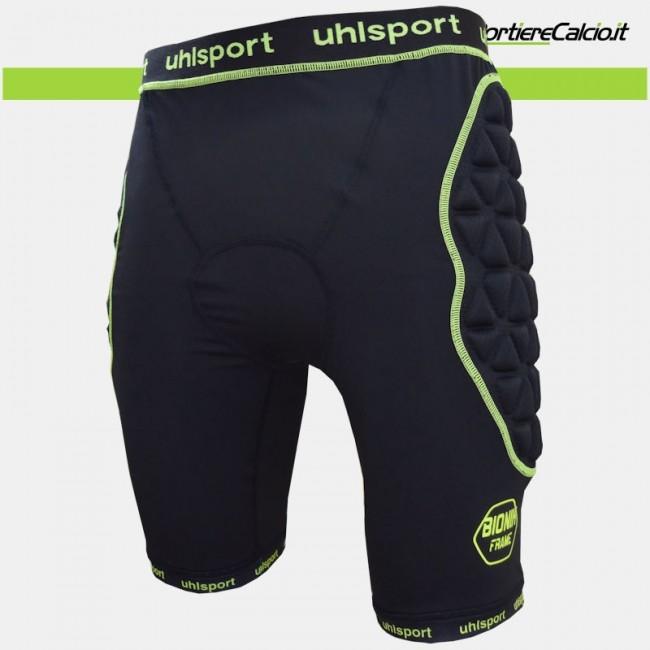 Sottopantaloncino portiere Uhlsport Bionikframe Padded Short