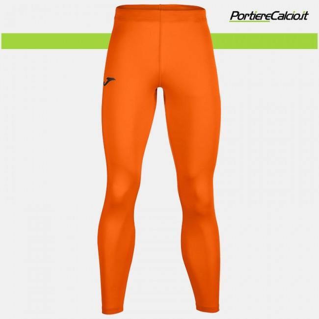 Sottopantalone elasticizzato Joma Brama Academy arancio