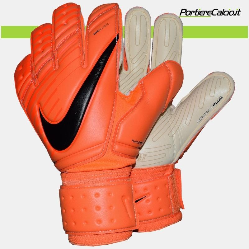4f7e928f8e Guanti da portiere Nike GK Premier SGT Total Orange su Portierecalcio.it