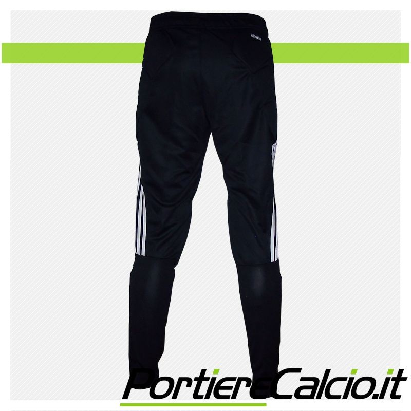 pantaloni dell adidas attillati
