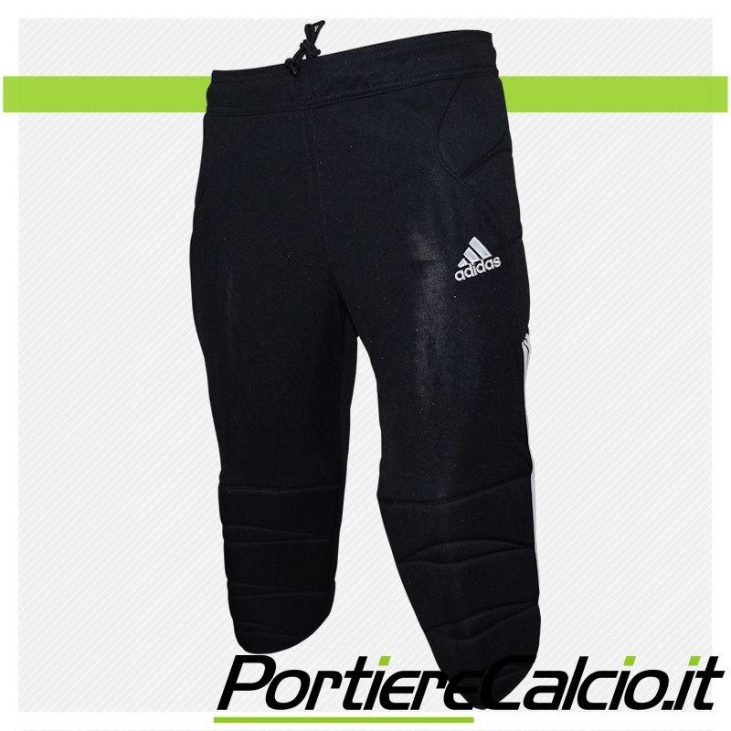 pantaloni tierro da portiere adidas l