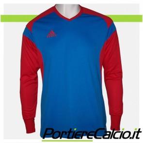 Maglia portiere Adidas Precio GK 14 azzurro rossa
