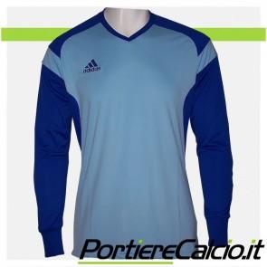 Maglia portiere Adidas Precio GK 14 celeste blu