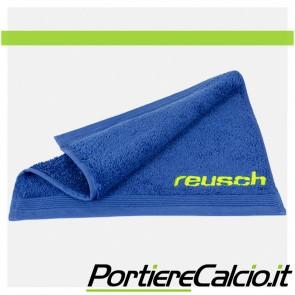 Asciugamani Reusch blu in cotone
