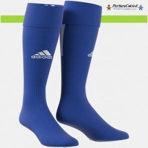 Calzettoni Adidas Santos 18 Sock blu