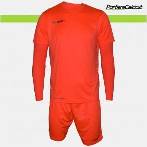 Completo portiere Uhslport Score Goalkeeper Set corallo