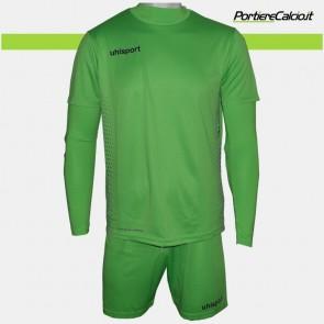 Completo portiere Uhslport Score Goalkeeper Set verde