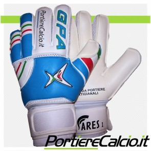 Guanti portiere GPA Portierecalcio Ares 1 lattice interno