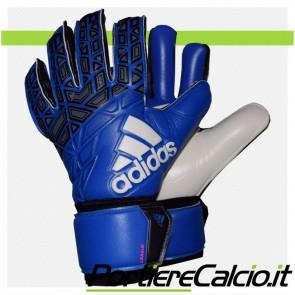 Guanti da portiere Adidas Ace League blu