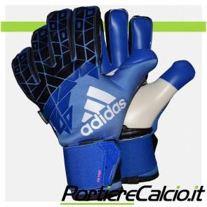 Guanti da portiere Adidas Ace Trans Fingersave Pro blu